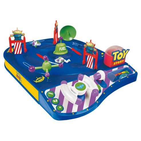 Toy Story 3 Galactic Drive Through Game
