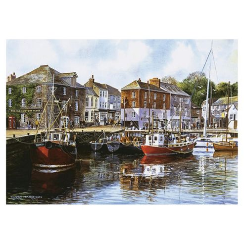 Puzzle  Padstow Harbour 1000 pieces