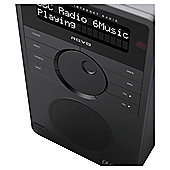 Revo Pico RS Portable radio Black