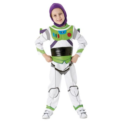Toy Story Buzz Lightyear Deluxe - Child Costume 5-6 years