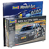 "Revell Model Set Audi A4 2009 ""Timo"""