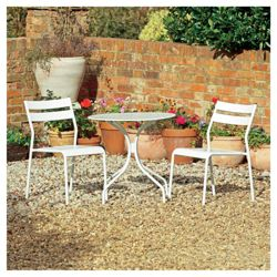 Soho Bistro Set White