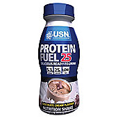 USN Protein Fuel 25 RTD Chocolate 330ml