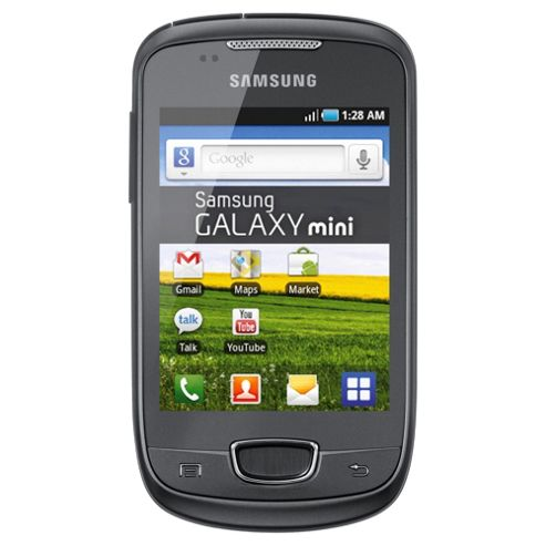 T-Mobile Samsung Galaxy Mini Grey