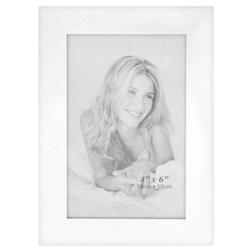 Tesco Silver Look Frame 4x6