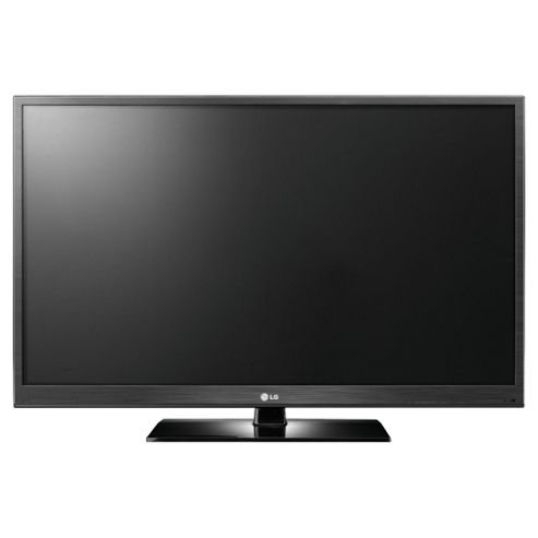 LG 50PW450T 50-inch Widescreen HD Ready 3D 600Hz Plasma TV with Freeview HD