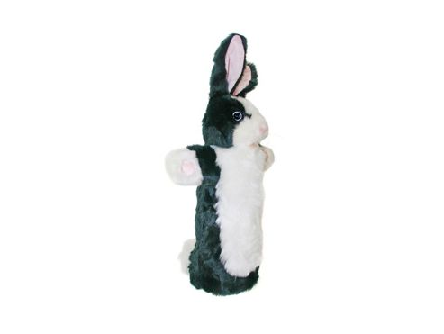 The Puppet Company Rabbit (Black & White) Puppet