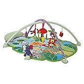 Mamas & Papas Coconut Band Baby Playmat & Play Gym