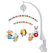 Baby Activity Musical Mobile