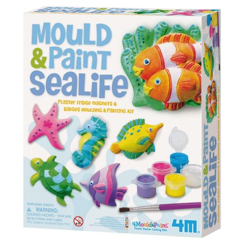 Mould & Paint Sealife