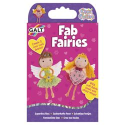 Fab Fairies Activity Pack