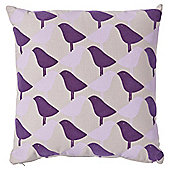 F&F Home flock bird cushion