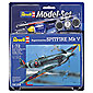 Revell Model Set Spitfire Mk.V