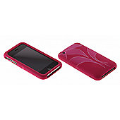 Contour Design iPhone 3G Hardskin Inked Case Red
