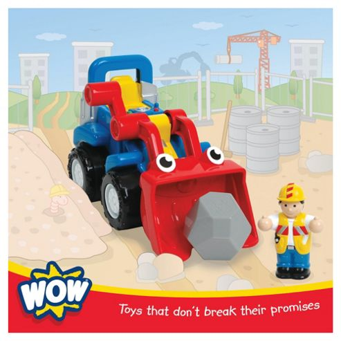 WOW Toys Lift-It Luke Toy Vehicle