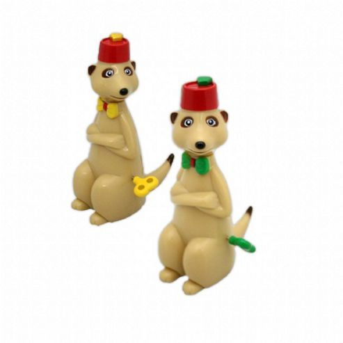 How Cool Is This? Wind Up Meerkats