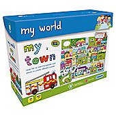 Early Learning Centre My Town Jigsaw Puzzle