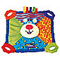 Nuby Teether Blanket Multi Coloured