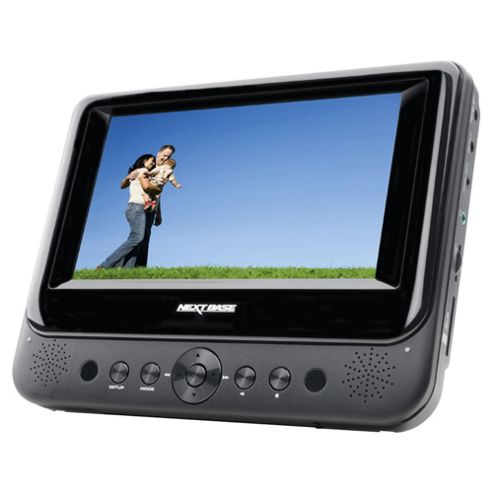 NextBase SDV48 Tablet 7 Inch Portable DVD Player