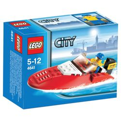 LEGO City Speed Boat 4641