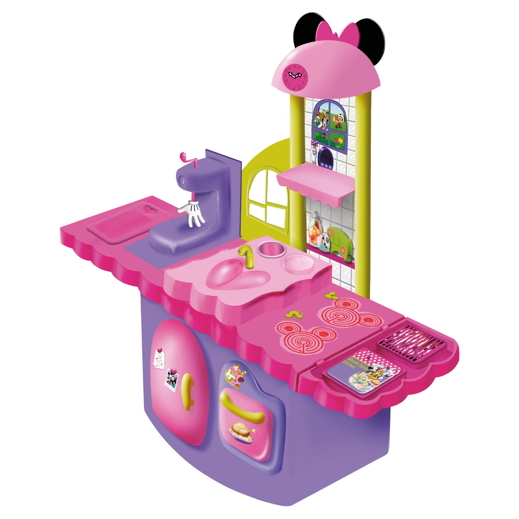 Minnie Mouse Play Kitchen: Myshop