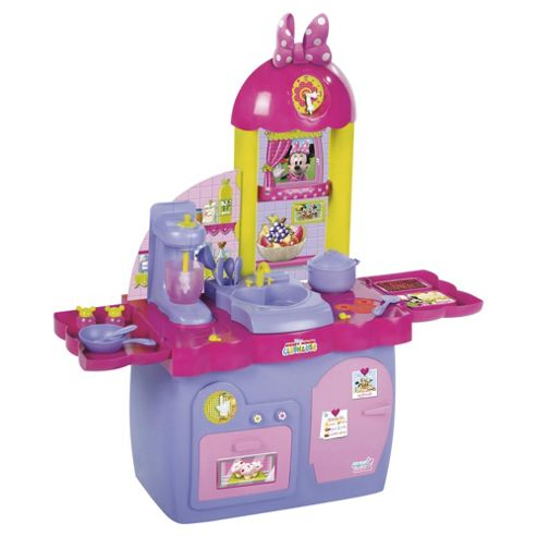 Disney Minnie Mouse Pretend Play Kitchen