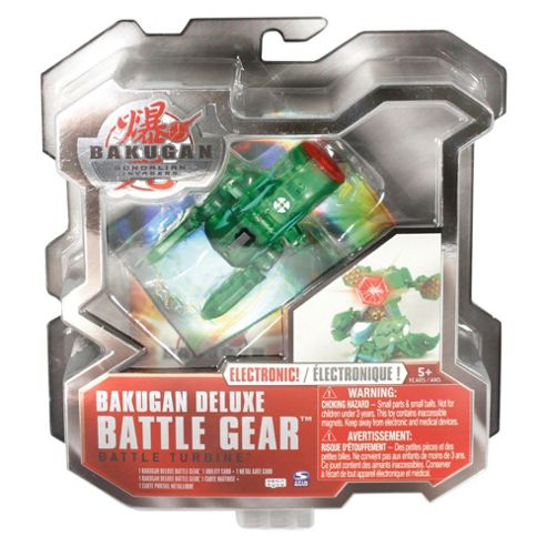 Bakugan Mobile Assault Deluxe Battle Gear