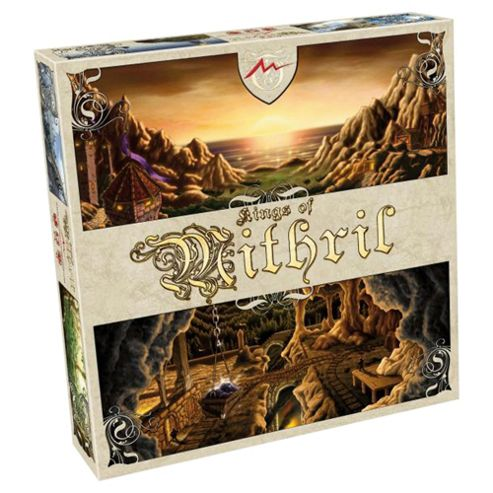 Kings Of Mithril Strategy Game
