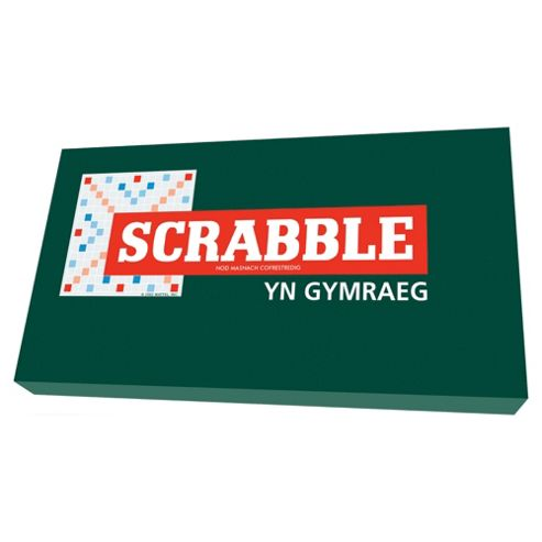 Welsh Scrabble Game