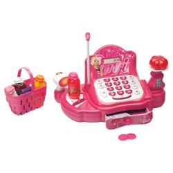 Barbie High Tech Cash Register