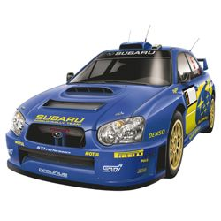 Peterkin Evolution RC Toy Car Subaru Impreza