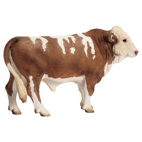 Schleich Simmental Bull