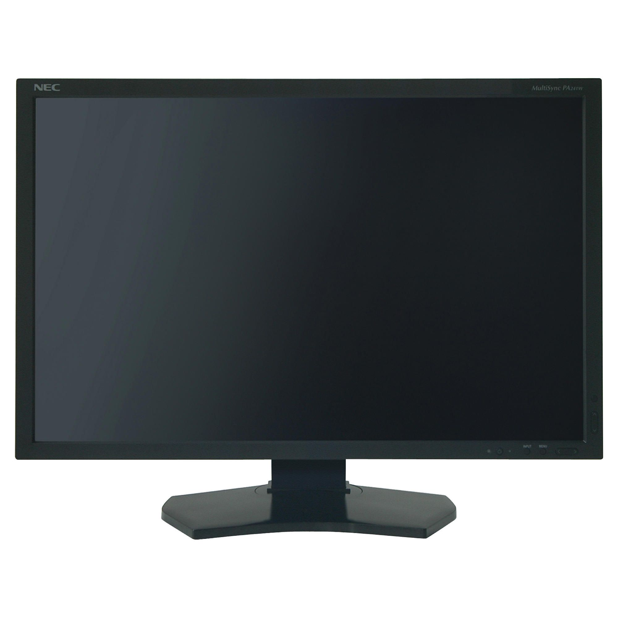 NEC PA271WB 27'' LCD Monitor Black at Tesco Direct