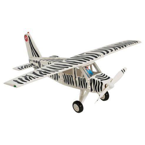 Schleich Airplane Black/White