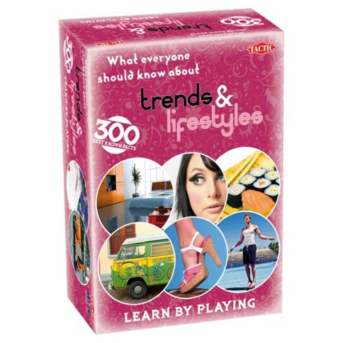 Trends & Lifestyles Card Game