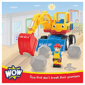 WOW Toys Dexter The Digger Toy Vehicle
