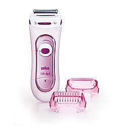 Braun Silk & Soft LS5100 Ladies Battery Operated Electric Shaver
