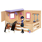 Moxie Girlz Horse and Stable