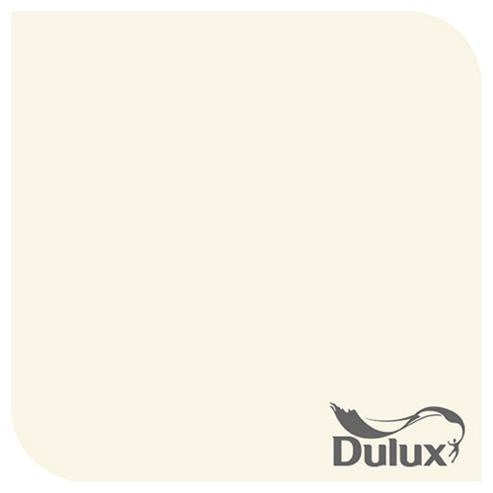 Dulux Light & Space Matt Emulsion Paint, Absolute White, 5L