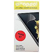 Wrapsol Ultra Protective Film Wrap for Nokia E7
