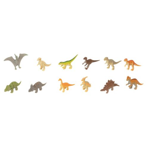 Wild Republic Tube Dinosaurs