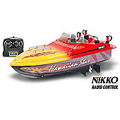 Hawaiian Star Radio Control Toy Boat