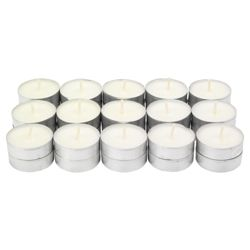 Tesco clean linen tealights, 30 pack