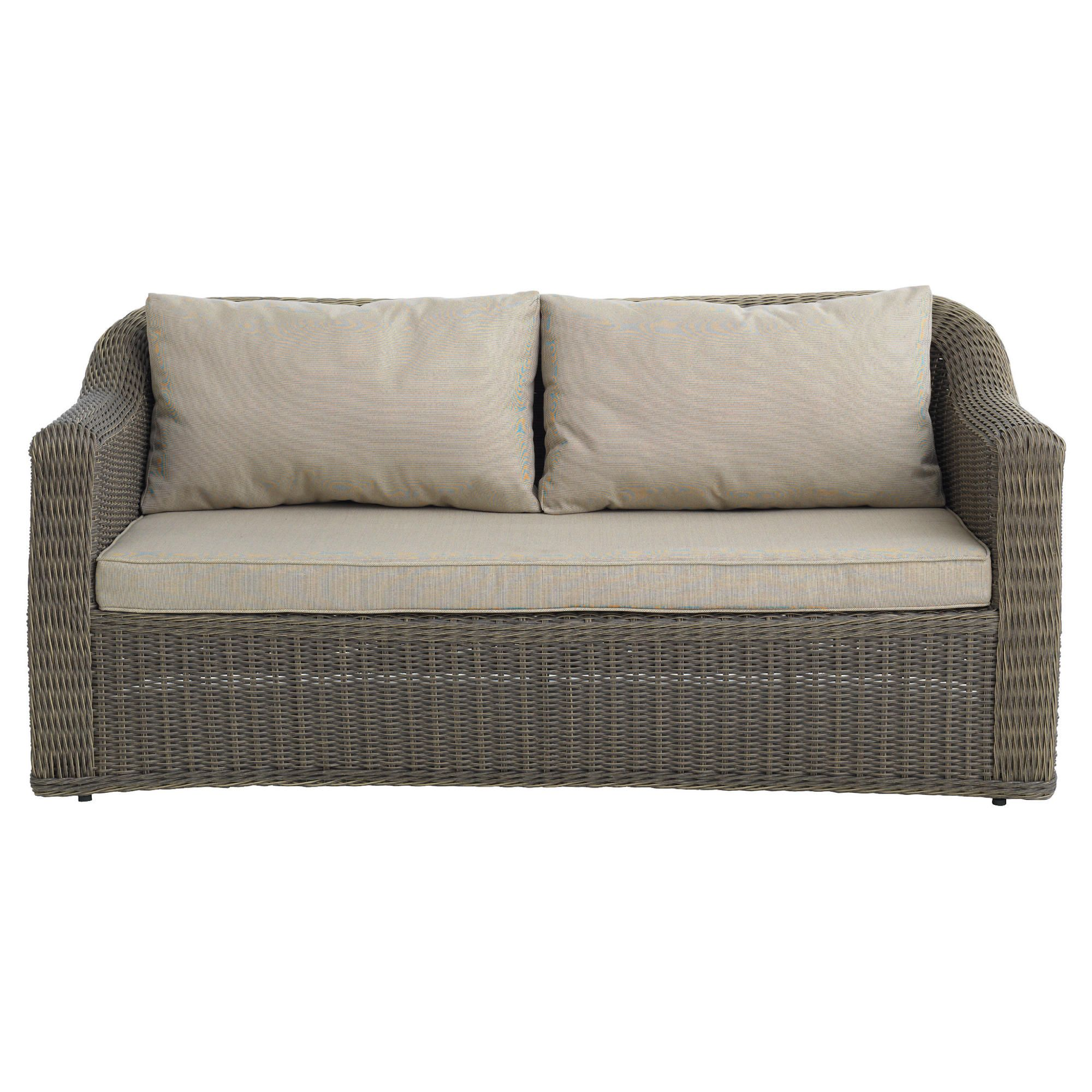 Albany 2 Seat Sofa & Cushions at Tesco Direct
