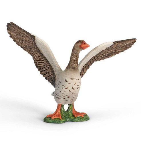 Schleich Grey Goose Gander