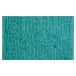 Tesco Chenille Loop Mat Sea Green