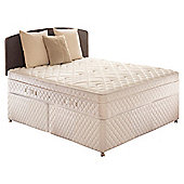 Sealy Diamond Excellence Double Non Storage Divan Bed