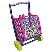Minnie Mouse Pretend Play Shopping Trolley