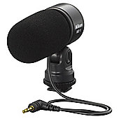 Nikon ME-1 Stereo Microphone for all DSLR & Coolpix with 3.5mm External Mic Jack