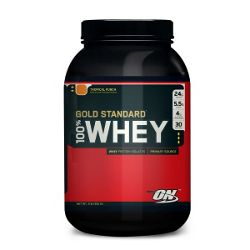 100% Whey Gold Standard Delicious Strawberry 908g